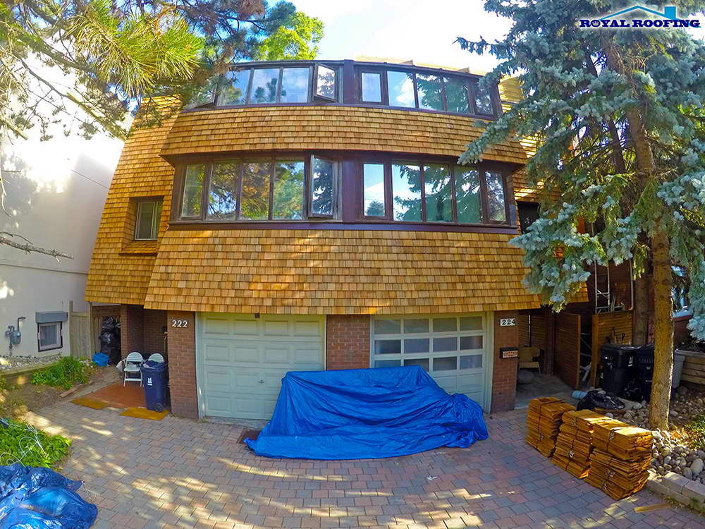 Cedar Shake And Shingle Roofing Contractor In Toronto And Gta