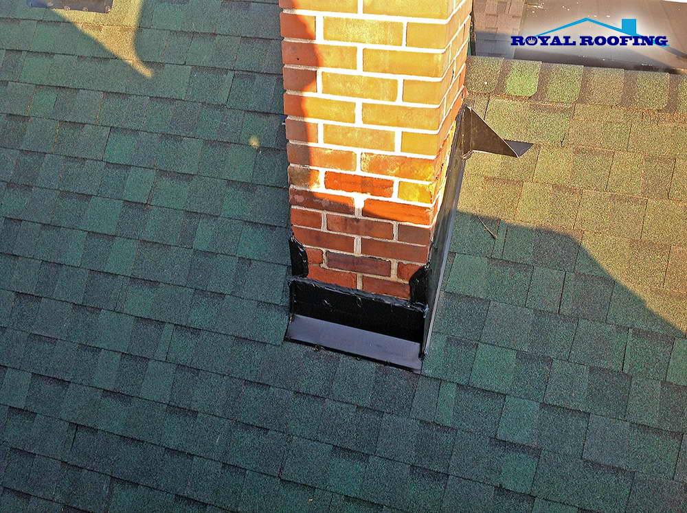 Chimney Flashing Replacement in Richmond Hill