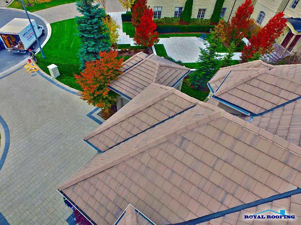 Concrete Roofing in Toronto GTA
