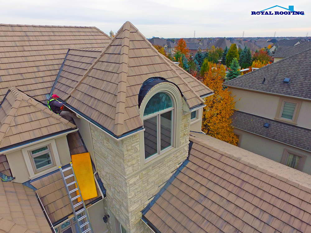 Concrete Roofing in Toronto