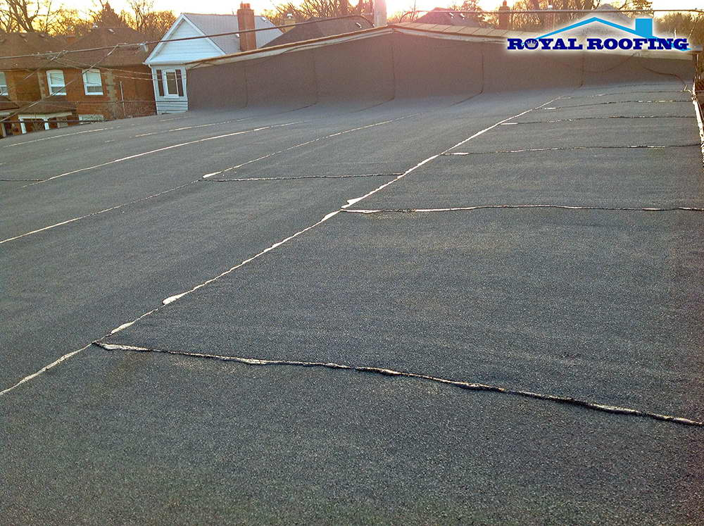 Prevent Flat Roof Problems