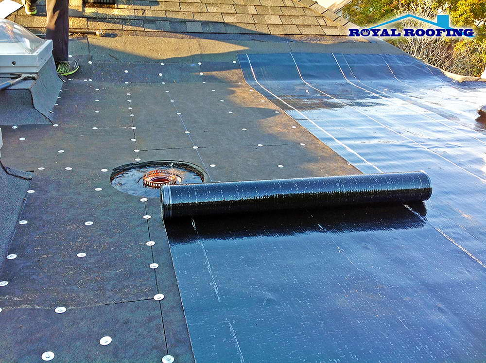 Flat Roof Replacement