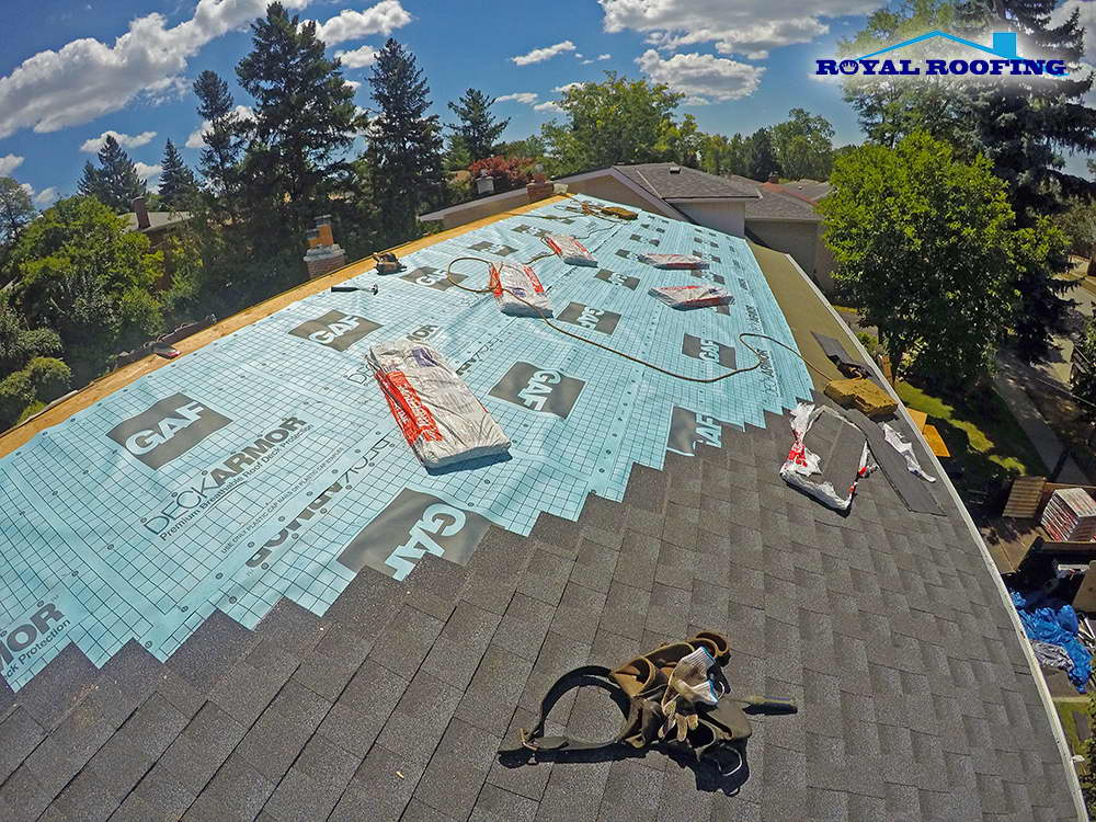 GAF Timberline HD Shingles in Toronto