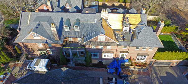 CertainTeed Landmark Roofing Shingles Roof Replacement in Toronto