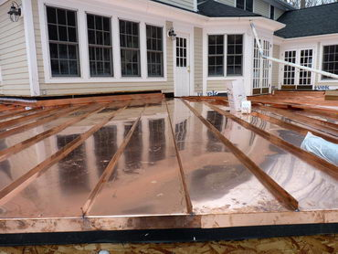 Copper roofing in Toronto and GTA