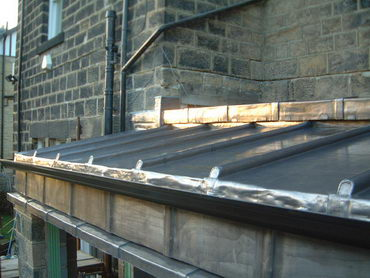 lead roofing in Toronto