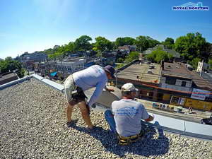 roof maintenance in Toronto
