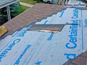 shingle installation in Toronto
