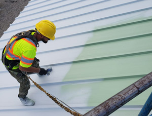 Metal Roof Repair and Sealants in Toronto