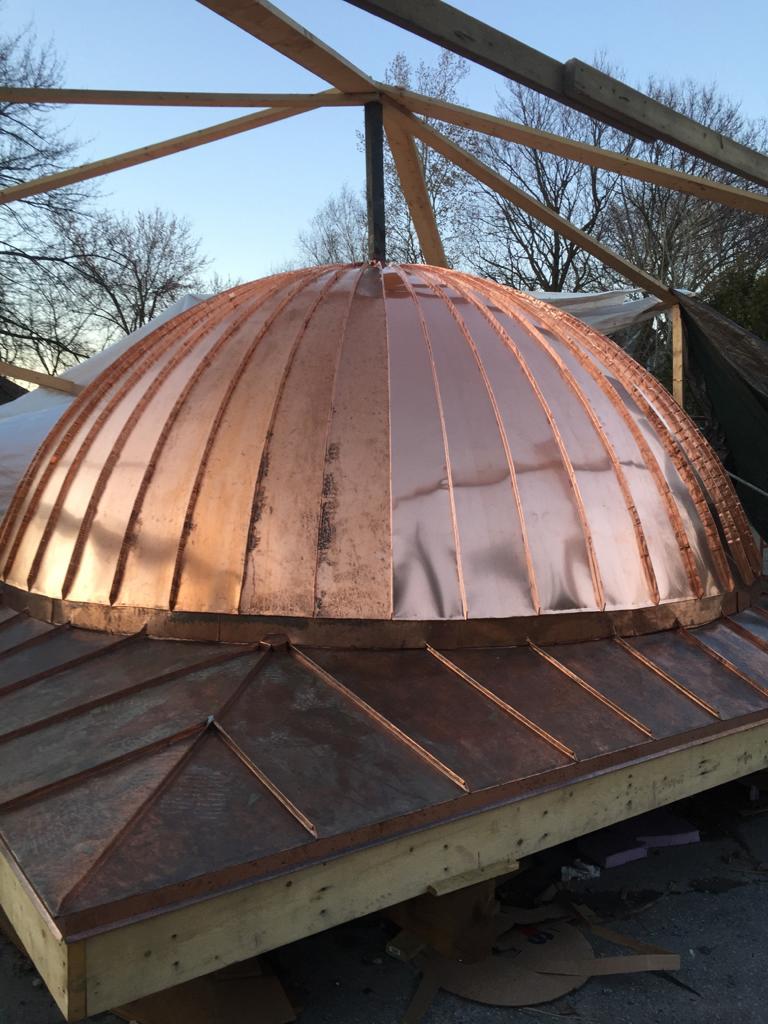 Standing Seam Metal Roofing Materials