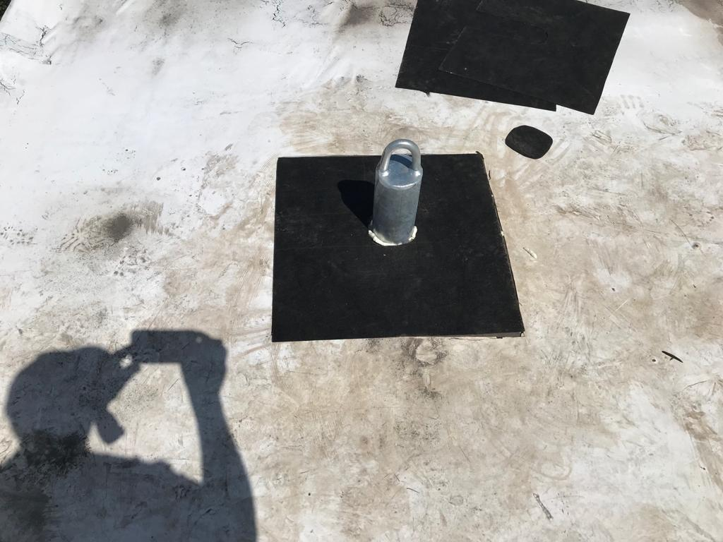 Roof Anchor Installation